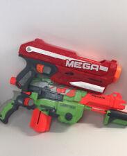 Nerf Guns Lot of 2 Mega Magnus and Praxis