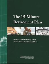 Fisher Investments The 15 Minute Retirement Plan from Ken Fisher, New, Rare