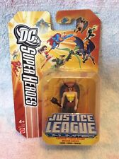 very rare justice league unlimited figure hawkgirl