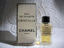 Miniature de parfum : Chanel - Cristalle