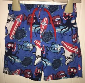 Boys Age 2-3 Years - Swimming Shorts