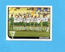 PANINI CALCIATORI 2005-2006- Figurina n.507- SQUADRA/TEAM - AVELLINO -NEW