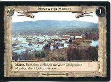 Lord Of The Rings CCG FotR Card 1.U332 Midgewater Marshes