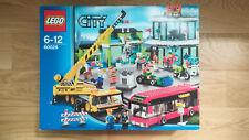LEGO 60026 - Carrefour de la ville - Town Square NEUF NEW MISB Sealed
