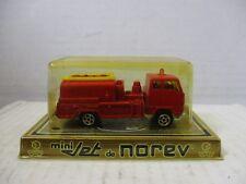 NOREV VOLVO POMPIERS FIRE ENGINE #434