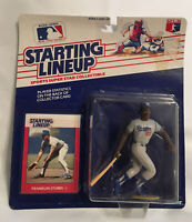NEW~FRANKLIN STUBBS~LOS ANGELES DODGERS~1988 Kenner Starting Lineup Figure