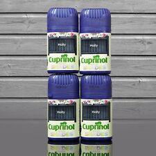 1 litros (20 X 50ml Tester POTS) Cuprinol Sombras de Jardín de madera exterior pintura de acebo