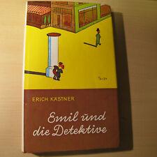 """ERICH KÄSTNER, """"Emil und die Detektive"""""""
