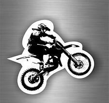Sticker car motorcycle helmet decal vinyl biker motocross macbook r2