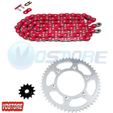 Red Chain Sprocket for 2000 2001 Honda CR125 RY,R-1