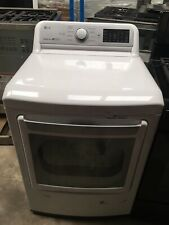 Lg Dlg7201We 7.3 cu. ft. Smart Gas Dryer with WiFi Enabled in White