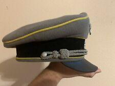 ESTATE FIND! US Captured WWII Officer Hat