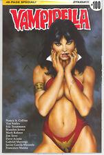 Vampirella (Vol.6) #100 - Joe Jusko Cover - Dynamite Entertainment 2015