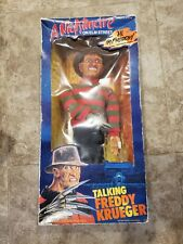Freddy Krueger A Nightmare On Elm St Talking Figure 1989 Voice Works.
