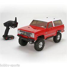 Vaterra 1/10 1986 Chevrolet K-5 Blazer Ascender 4WD RTR Rock Crawler VTR03014
