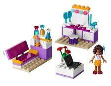 NEW Friends Girl Andrea Bedroom Building Blocks Set Intellectual Develop Toy