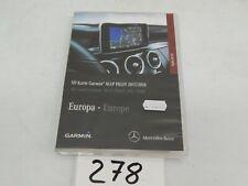 Mercedes-Benz GPS Tarjeta SD Garmin Map Piloto 2017/2018 A218906190 278122