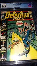 DETECTIVE COMICS #421 CGC 9.0 ( VF/NM ) 1972 - Neal Adams Cover - Batgirl story