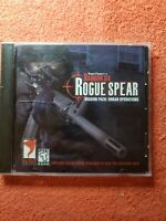 2000 Tom Clancy's Rainbow Six Rouge Spear Mission Pack: Urban Operation Sealed