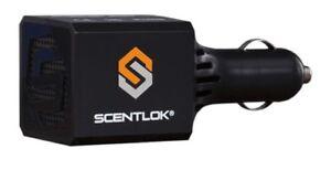 New Scentlok OZ20 Portable Vehicle Personal Deordorizer Ozone Generator Black