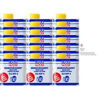 18x Liqui Moly Bremsflüssigkeit SL6 DOT 4 Bremsen Flüssigkeit Brake Fluid 500 ml
