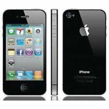 NUEVO DESBLOQUEADO APPLE IPHONE 4S 64GB NEGRO PARA IOS 9 SMARTPHONE + REGALOS