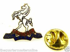 Queens Own Royal West Kent Regiment Lapel Pin Badge