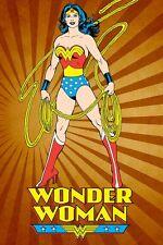 DC PRINT - WONDER WOMAN AMAZON PRINCESS CLASSIC POSE