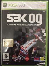 Xbox360 Xbox 360 SBK-09:Superbike World Championship FACTORY SEALED >ITA<