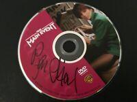 Signed RYAN O'NEAL DVD PSA Beckett Guarantee Autograph COA