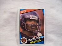 1984 Topps Walter Payton card #228 - Hall of Fame Winner - Worldwide Fast Ship