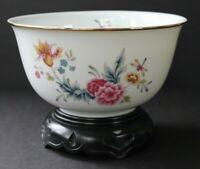 Vintage Avon American Heirloom Porcelain Bowl with Original Base! - Excellent
