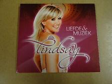 CD / LINDSAY - LIEFDE & MUZIEK