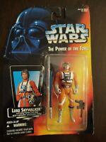Kenner Star Wars POTF Luke Skywalker In X-Wing Fighter Pilot Gear Action Figure