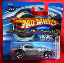 Ford Shelby gr-1 concept-Hot Wheels - 2005 First Editions realistix Card