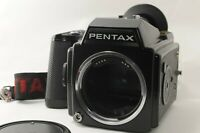 EXC+3 Pentax 645 Medium Format SLR Film Camera Body Only from JAPAN #1590