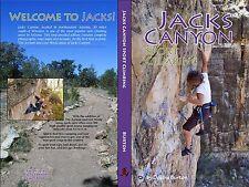 Jacks Canyon Sport Climbing NEW by Deidre Burton