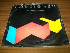 Foreigner-That Was Yesterday-Two Different Worlds-45