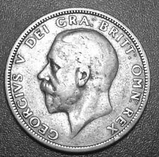 GREAT BRITAIN 1935 SILVER Florin, Two Shillings KING GEORGE V Silver Coin