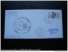 TAAF carta 1/12/2001 - sello Yvert y Tellier nº280 (J) (cy2)