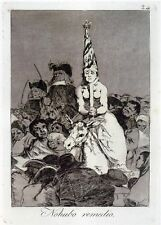Goya Prints: Los Caprichos: 3 Fine Art Prints