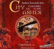 City of Ashes (Bones II): Chroniken der Unterwelt. von C...   Buch   Zustand gut