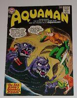 AQUAMAN #20 FN- / FN+ See Photos 1965 DC Comic