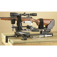 Hyskore Precision Range Shooting Gun Rifle Rest with Remote Hydraulic Trigger