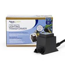Aquascape 6 Watt Transformer For LED Pond And Garden Lighting 12 Volt 98375