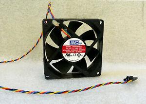 """Dell Optiplex 390 790 990 3010 7010 9010 Fan 9DVNN DASA0820R2U 24"""" Long Wires"""