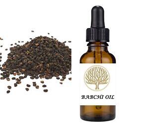 Pure 100% NATURAL Babchi Bakuchi Bakuchiol Carrier Oil for Aromatherapy Blends