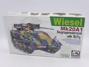 AFV Club AF35S-03 Wiesel Mk20A1, 1/35 Scale Plastic Kit