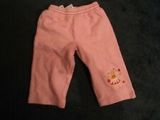 IN THE NIGHT GARDEN BABY TROUSERS BOTTOMS 6-12 MONTHS LIGHT PINK NEW