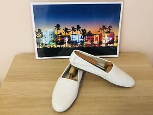 NEW Cole Haan Leather Loafers Made In Italy Miami Vice Crockett Don Johnson